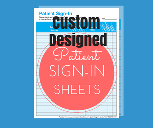 custom columns label sign in sheets printing promotional products