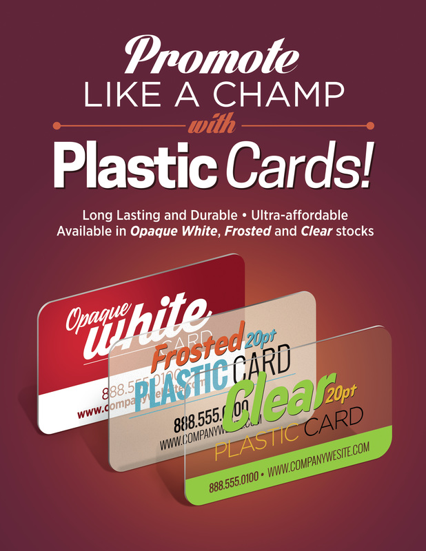 Customized Plastic Cards